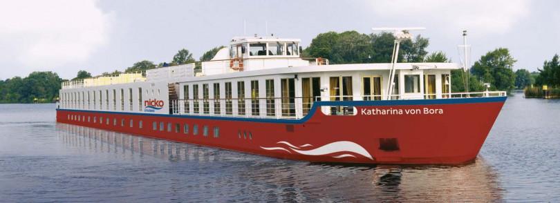 nicko cruises-Schiff - MS Katharina von Bora