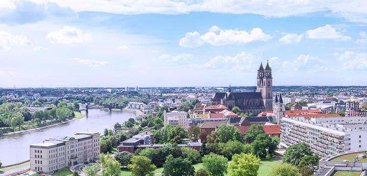 PLUTA Niederlassung Magdeburg