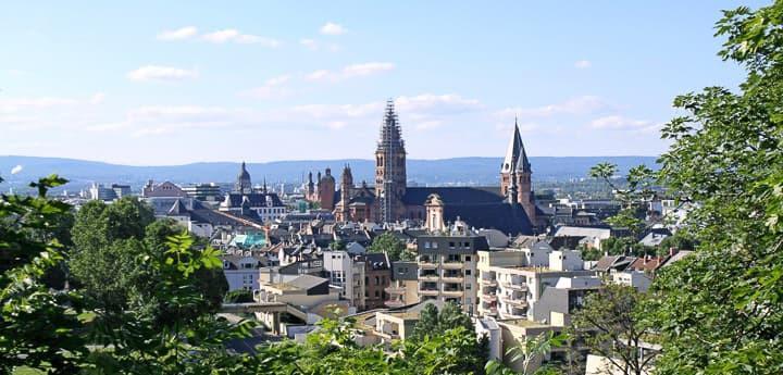 PLUTA Niederlassung Mainz