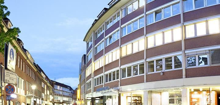 PLUTA-Niederlassung-Münster